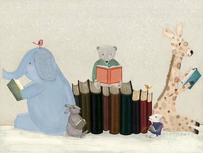 Designs Similar to Little Readers by Bri Buckley