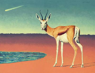 Impalas Original Artwork