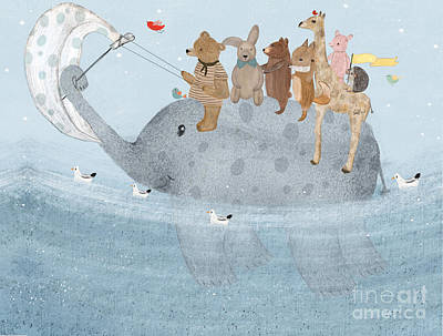 Designs Similar to To The Ocean by Bri Buckley