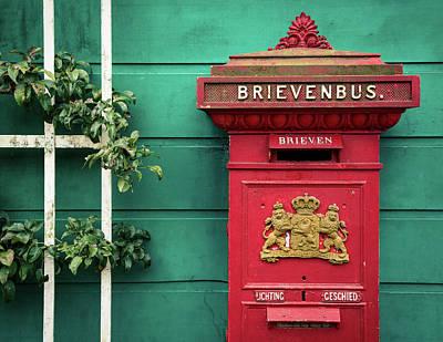 Designs Similar to Dutch Postbox by Dave Bowman