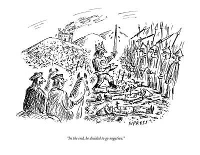 Bloody Battle Drawings