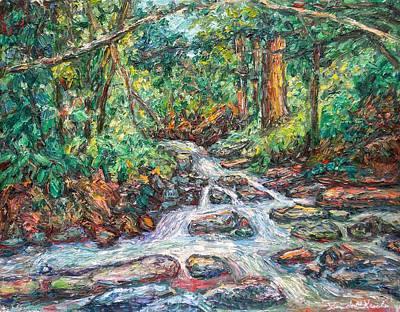 Wildwood Park Oil Paintings