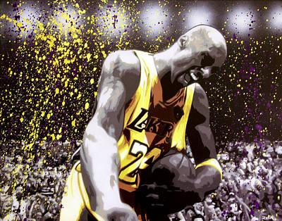 La Lakers Paintings