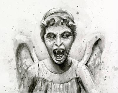 Weeping Original Artwork