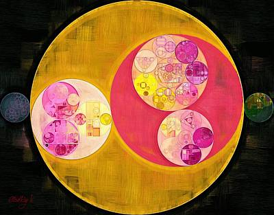 Designs Similar to Abstract Painting - Sundown
