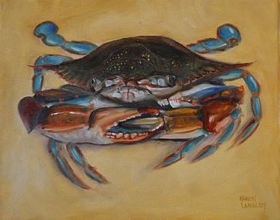 Designs Similar to Blue Crab IIi by Karen Langley