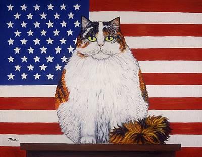 American Independance Original Artwork