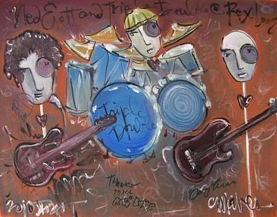 Ned Evett Paintings