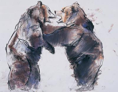 Brown Bear Drawings