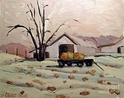 Rural Indiana Original Artwork