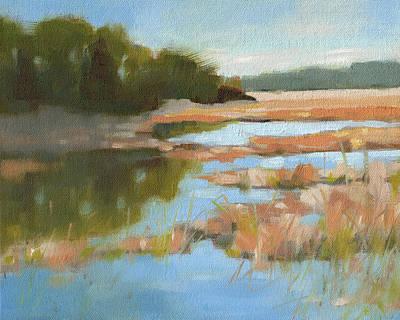 South Carolina Low Country Marsh Paintings