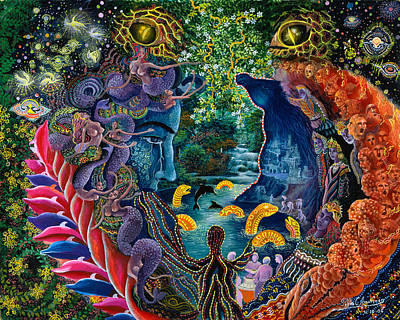 Shamanism Paintings