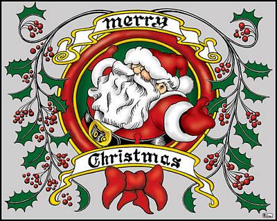 Bill Proctor: Christmas Art