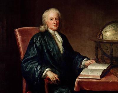 Isaac Newton Art Prints
