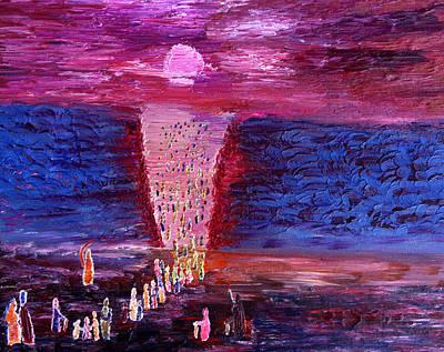 Human Beings Paintings