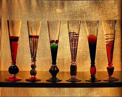 Venetian Glass Original Artwork
