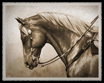 Pleasure Horse Posters