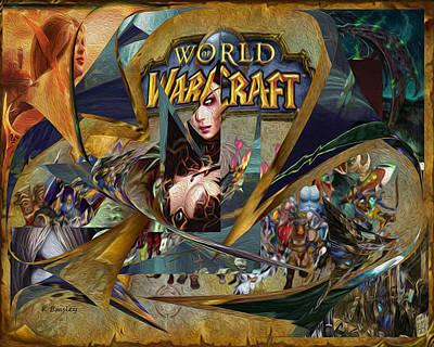 Warcraft Original Artwork