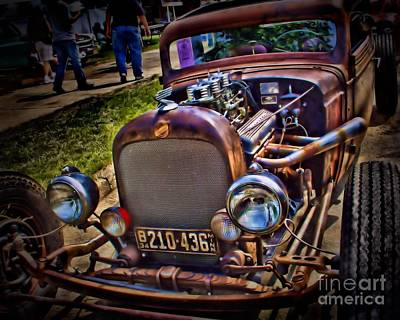 Designs Similar to Rusty Rat Rod by Perry Webster