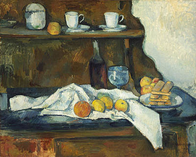 Designs Similar to The Buffet by Paul Cezanne