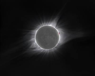 Solar Prominence Art