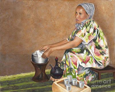 Ethiopian Woman Prints