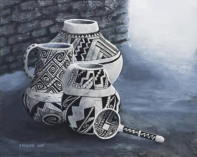 Ceramic Wall Art Original Artwork