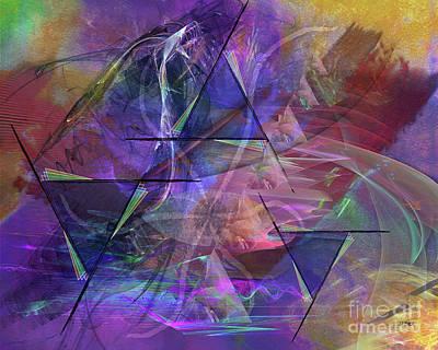 Dynamic Digital Art Original Artwork