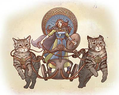 Celtic Mythology Art