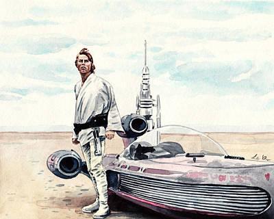 Storm Trooper Paintings