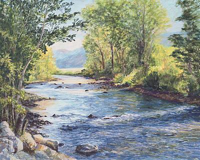Susan Driver: Wyoming Art