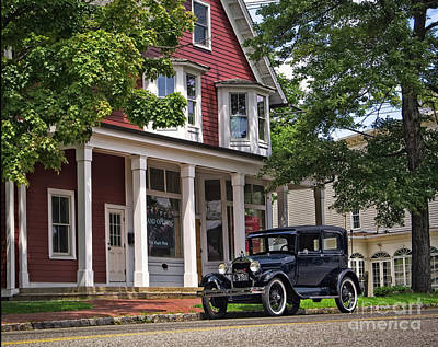Designs Similar to Model T On Main Street