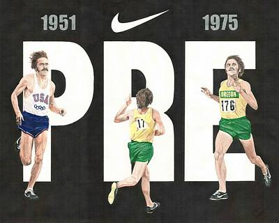 Prefontaine Drawings