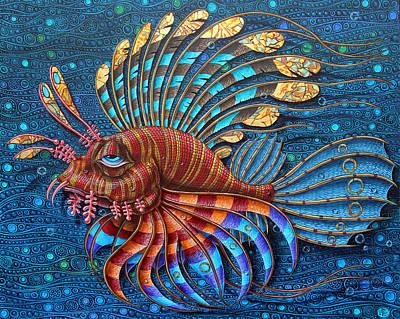Ichthyology Original Artwork