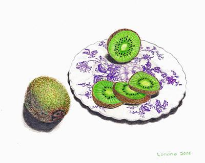 Kiwi Drawings