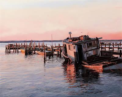 Boatscapes Prints