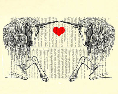 Unicorn Art Prints