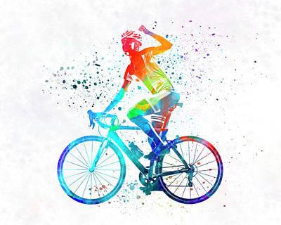 Designs Similar to Woman Triathlon Cycling 03