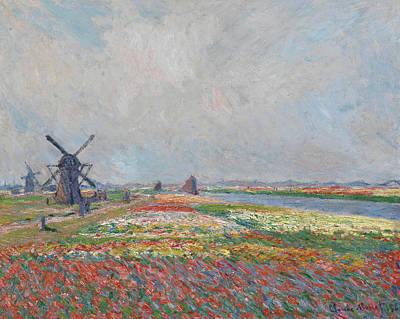 Designs Similar to Tulip Fields Near The Hague