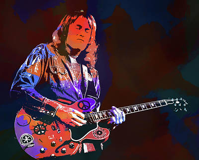 Designs Similar to Alvin Lee by Dan Sproul