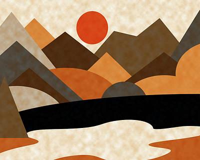 Designs Similar to Tangerine Sun by Ruth Palmer