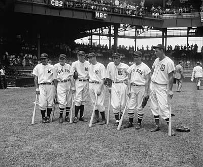 Lou Gehrig Photographs