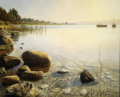 Holy Land Paintings Original Artwork