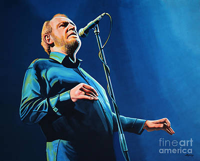 Blues Singers Paintings