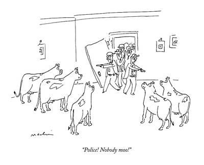 Nobody Drawings