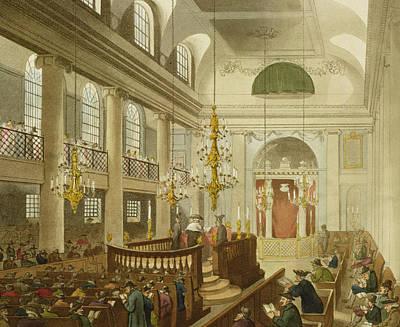 Synagogue Drawings