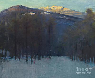 Mt. Monadnock Paintings