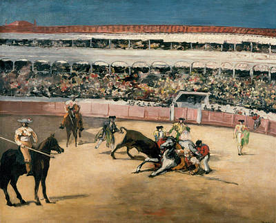 Designs Similar to Corrida by Claude Monet