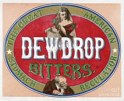 Dewdrops Mixed Media Prints