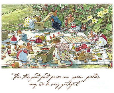 Designs Similar to Picnic Time by Brambly Hedge